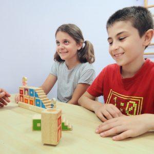 קבוצות טיפוליות לילדים