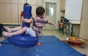 ריפוי בעיסוק במרכז ניצן חיפה