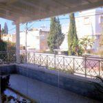 מרפסת גדולה בדירה טיפולית - ניצן חיפה