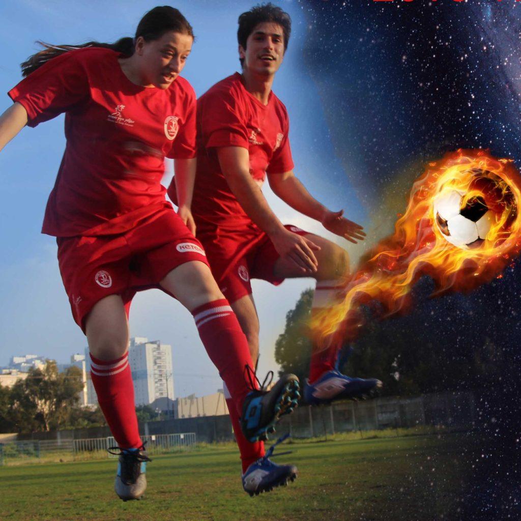 תרפיה בכדורגל